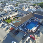 Motel Arial view